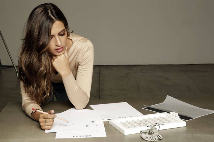 Sara Carbonero: lanzará la colección 'Agatha by Sara'
