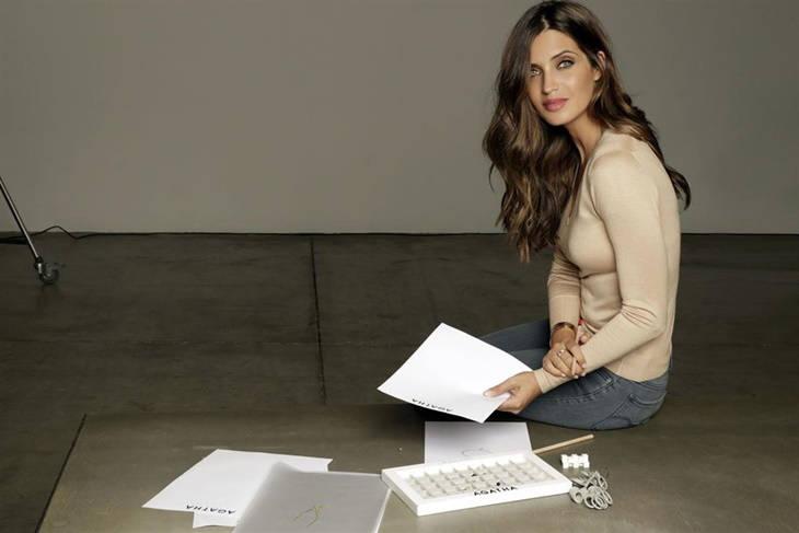 Sara Carbonero: diseñadora de joyas de la mano de Agatha