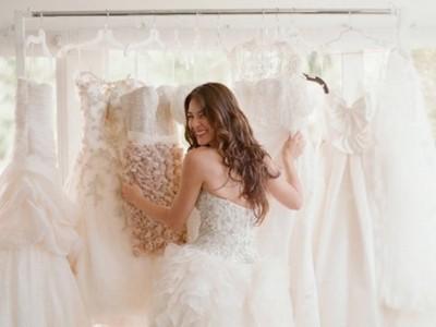 Vestidos de novia y tipos de siluetas