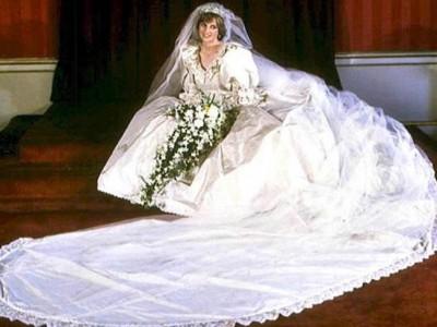 Los 10 vestidos de novia más famosos