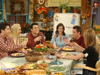 Los 5 mejores capítulos de Acción de Gracias de 'Friends'
