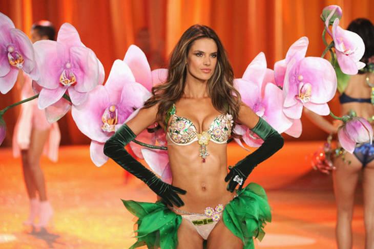 7 secretos del desfile de Victoria's Secret