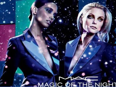 MAC colección de Navidad 2015: el encanto de la noche
