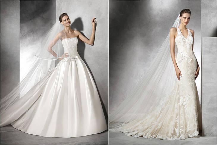 Pronovias vestidos de novia 2016: descubre la colección