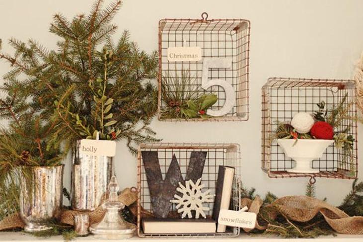 adornos de navidad vintage pon el toque retro a tu casa