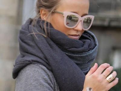 Bufandas y fulares: ¿cómo llevarlos con estilo?