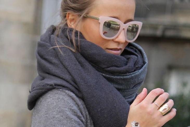 Bufadas y foulards estilo portada