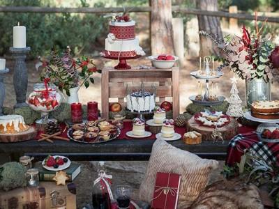 Decoración de boda en Navidad: los detalles más chic