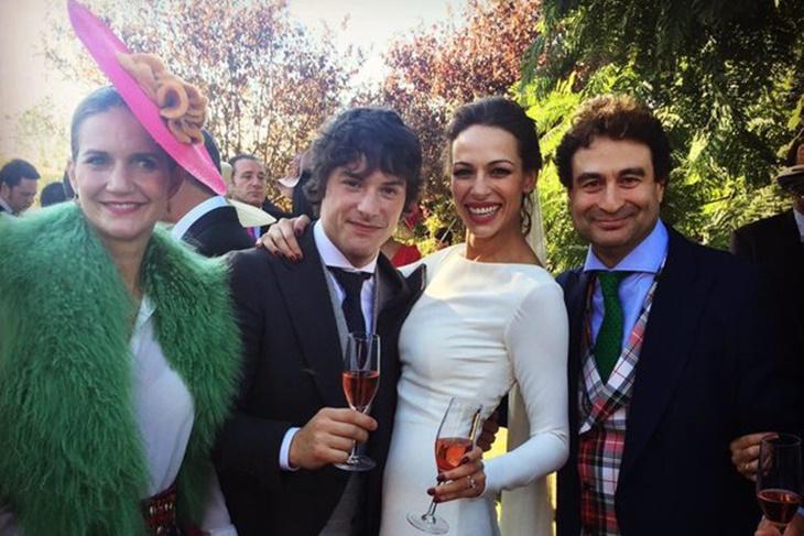 Eva González y Cayetano Rivera boda: las mejores fotos en Instagram