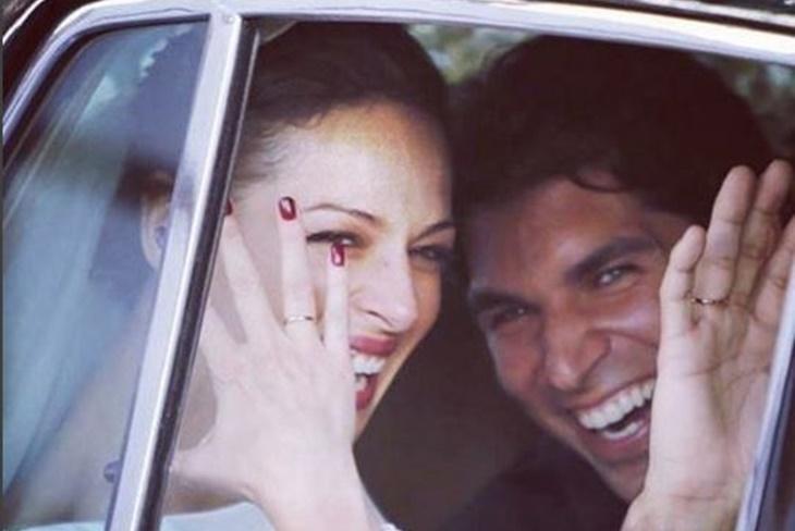 Eva González y Cayetano Rivera: luna de miel en Australia