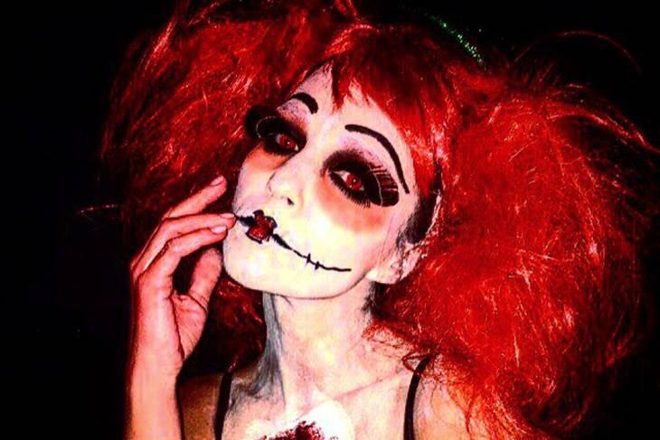 Halloween 2015: los mejores disfraces de los famosos