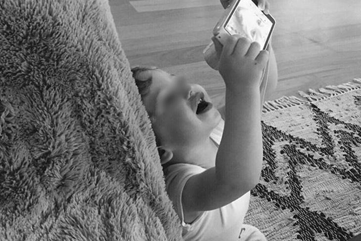 Iker Casillas comparte el primer selfie de Martín