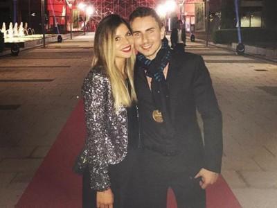 Jorge Lorenzo ¿el campeón del mundo tiene nueva novia?