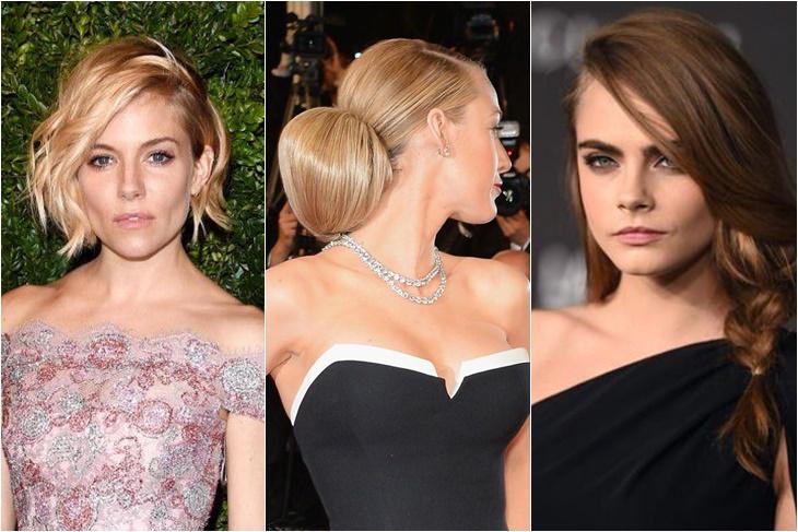 Peinados según el escote: un look para cada ocasión