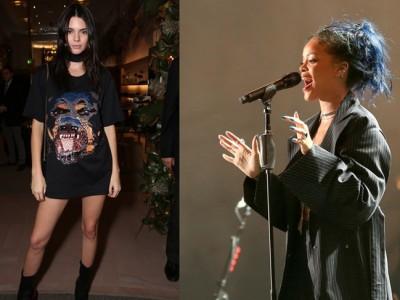 Rihanna no estará pero Kendall Jenner sí en el desfile de Victoria's Secret