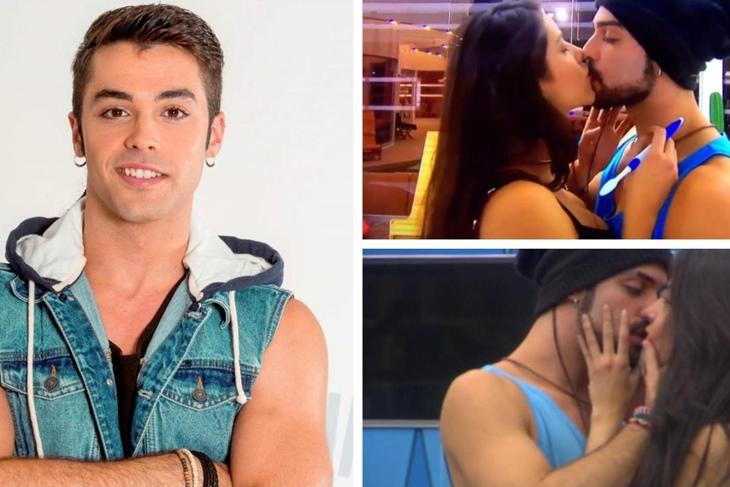 Gran Hermano 16: Vera, besos y edredoning con Rossana en México