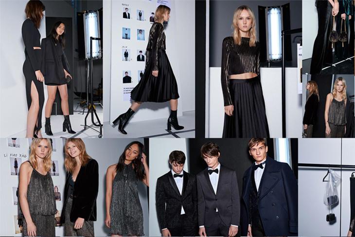 Zara colección de Navidad 2015: looks de fiesta