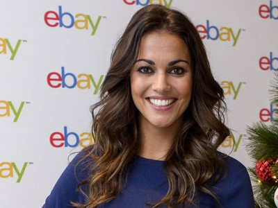 Lara Álvarez nueva imagen con mucho estilo de Ebay