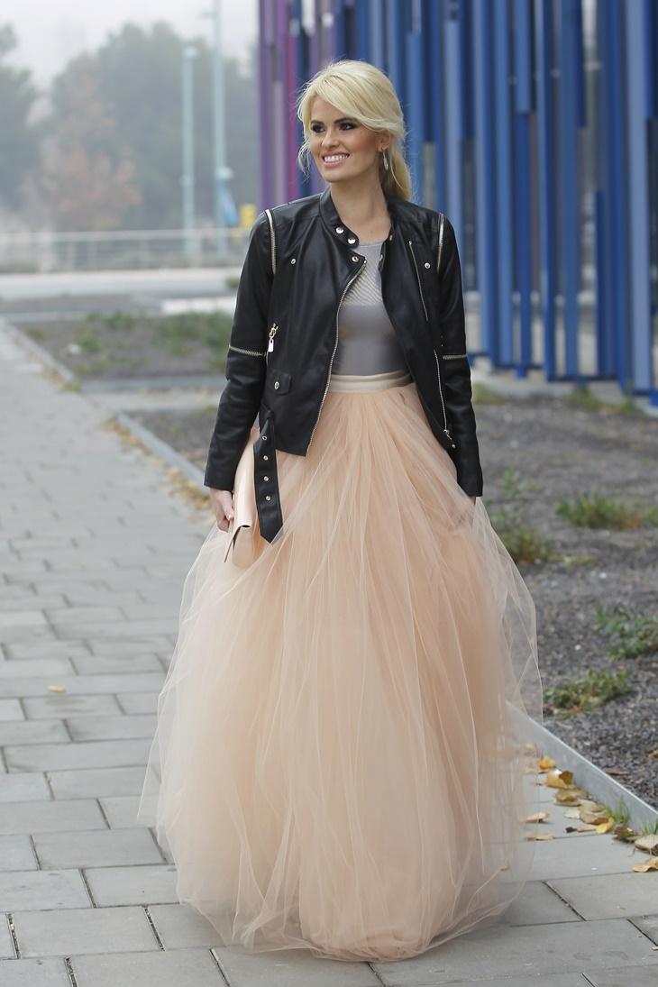 Adriana Abenia look de novia