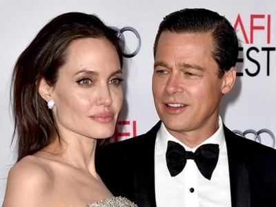 Angelina Jolie y Brad Pitt, ¿al borde del divorcio?