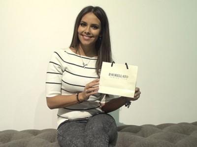 Cristina Pedroche la joya de Morellato