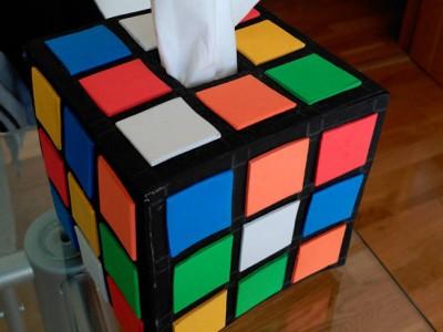"Cubo de Rubick ""Do It Yourself"""