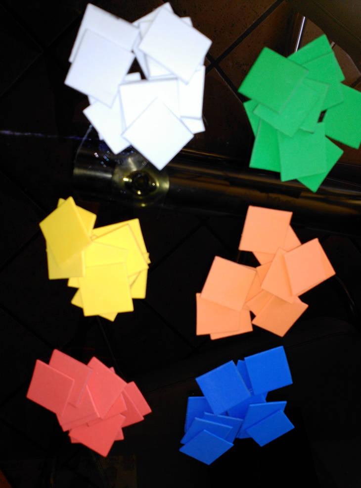 """Cubo de Rubick """"Do It Yourself"""": paso 7"""