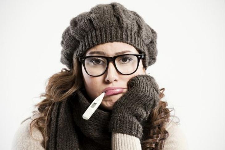 Gripe y resfriado común: Diferencias y síntomas más comunes