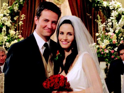 Monica y Chandler ¿juntos en la vida real como en Friends?