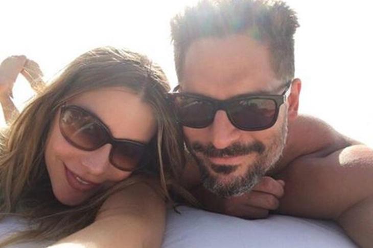 Sofia Vergara y Joe Manganiello luna de miel en el paraíso