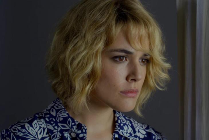 Adriana Ugarte protagoniza el avance de 'Julieta' de Almodóvar