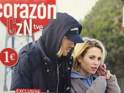 Ana Fernández nuevo novio, el cantante Adrián Roma
