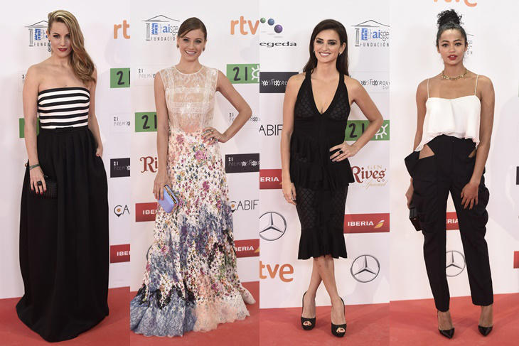 Premios Forqué 2016: alfombra roja con muchos rostros conocidos