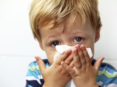 Enfermedades de niños en invierno: Las más comunes