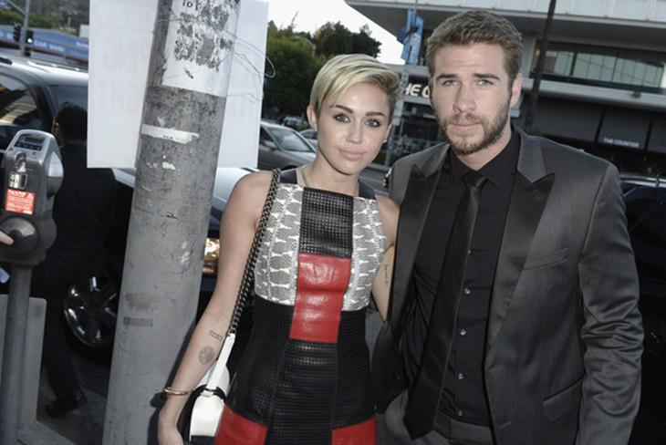 Miley Cyrus y Liam Hemsworth juntos de nuevo en Australia