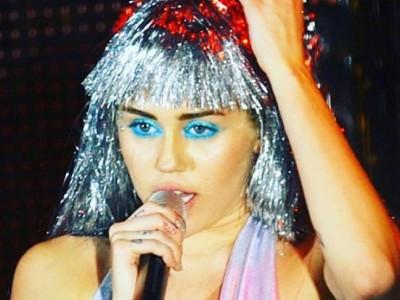 Miley Cyrus vuelve a la televisión con una serie de Woody Allen