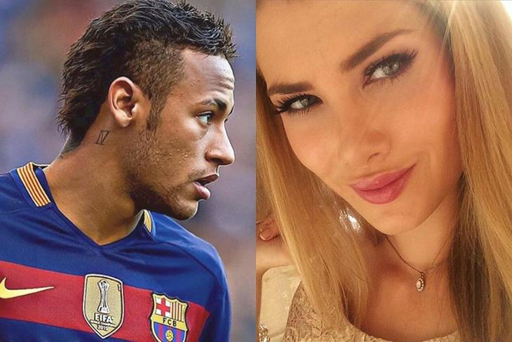 Neymar y Mireia Lalaguna, ¿nueva relación?