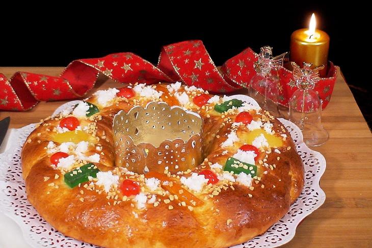 Roscón de Reyes: Receta casera paso a paso