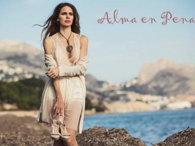 Vanesa Romero primeras imágenes de la campaña de Alma en Pena