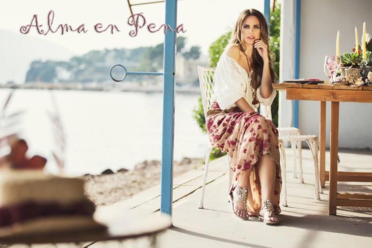 Vanesa Romero campaña primavera/verano 2016 Alma en Pena