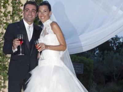 Xavi Hernández y Nuria Cunillera ¡ya son papás de una niña llamada Asia!
