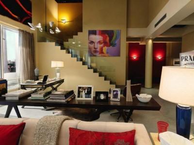 Las 5 casas de series de TV mejor decoradas
