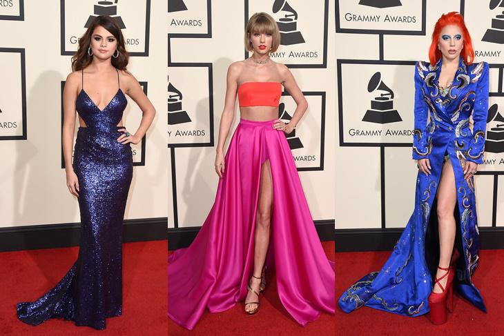 GRAMMYs 2016: alfombra roja de la música