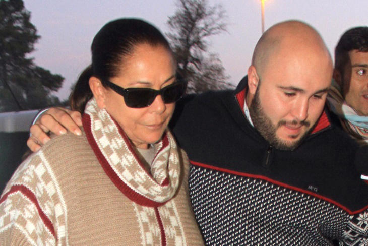 Kiko Rivera: ni Isabel Pantoja ni sus hermanos irán al bautizo de su hija