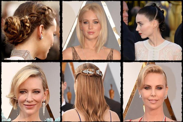 Oscar 2016: los 10 mejores looks de belleza
