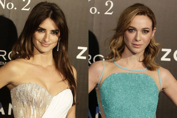 Penélope Cruz y Marta Hazas deslumbran en el estreno de Zoolander 2