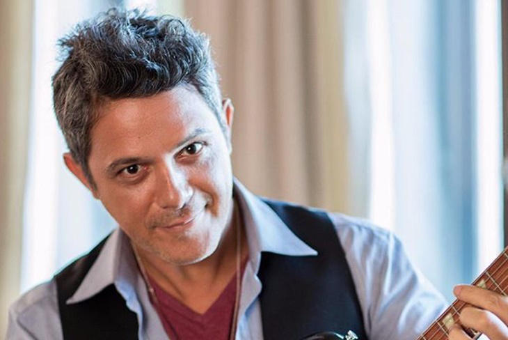 Alejandro Sanz para un concierto en México para defender a una mujer