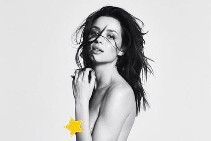 Dafne Fernández posa sin ropa en Instagram