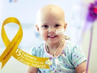 Día Internacional del cáncer infantil 2015: Por ellos