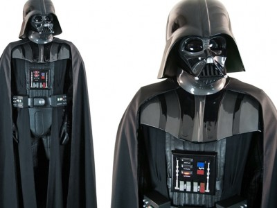 Disfraces de Star Wars caseros: Darth Vader